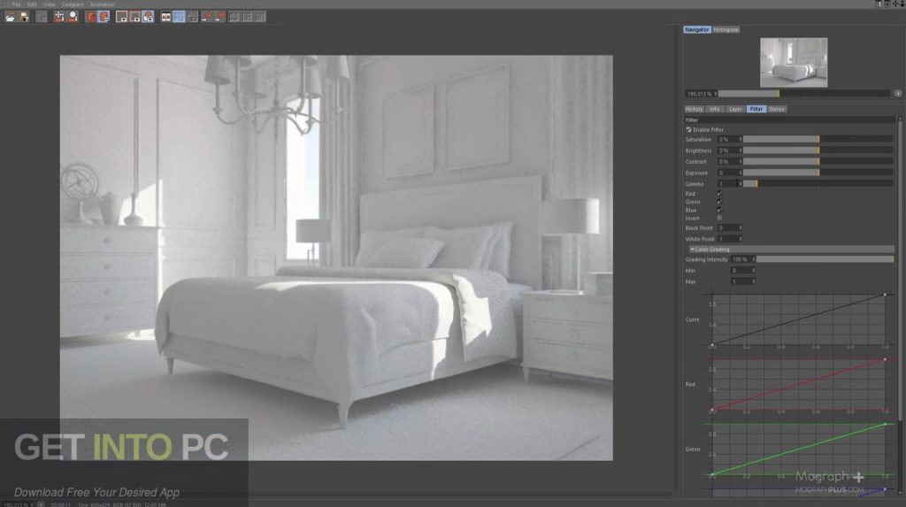 V-Ray for Cinema 4D 2018 Direct Link Download-GetintoPC.com