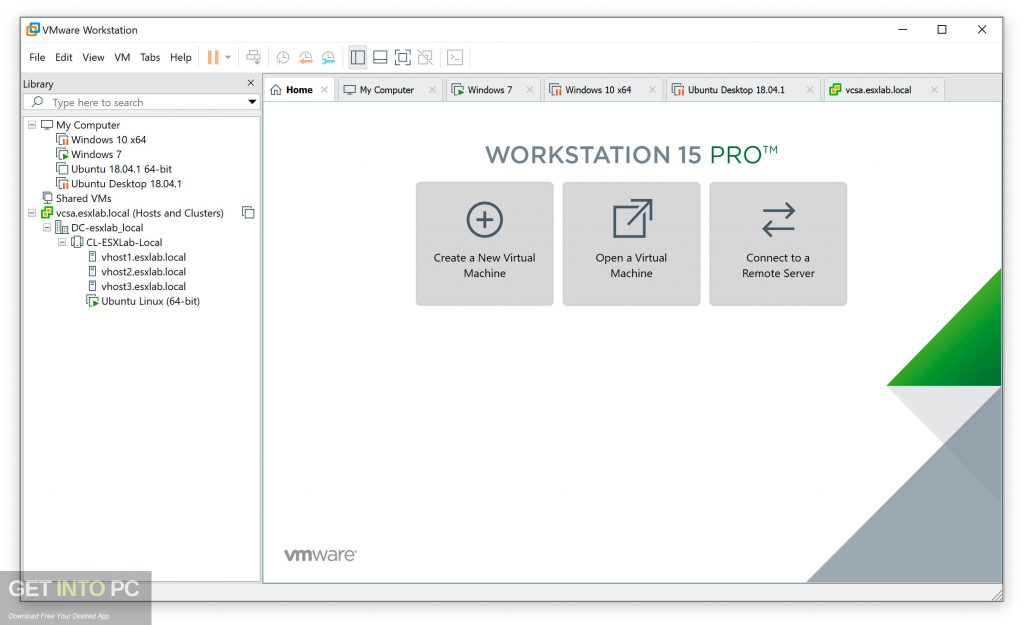 VMware Workstation Pro 2020 Latest Version Download