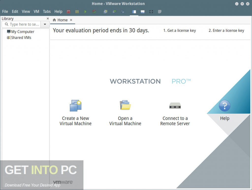 VMware Workstation Pro 2020 Direct Link Download