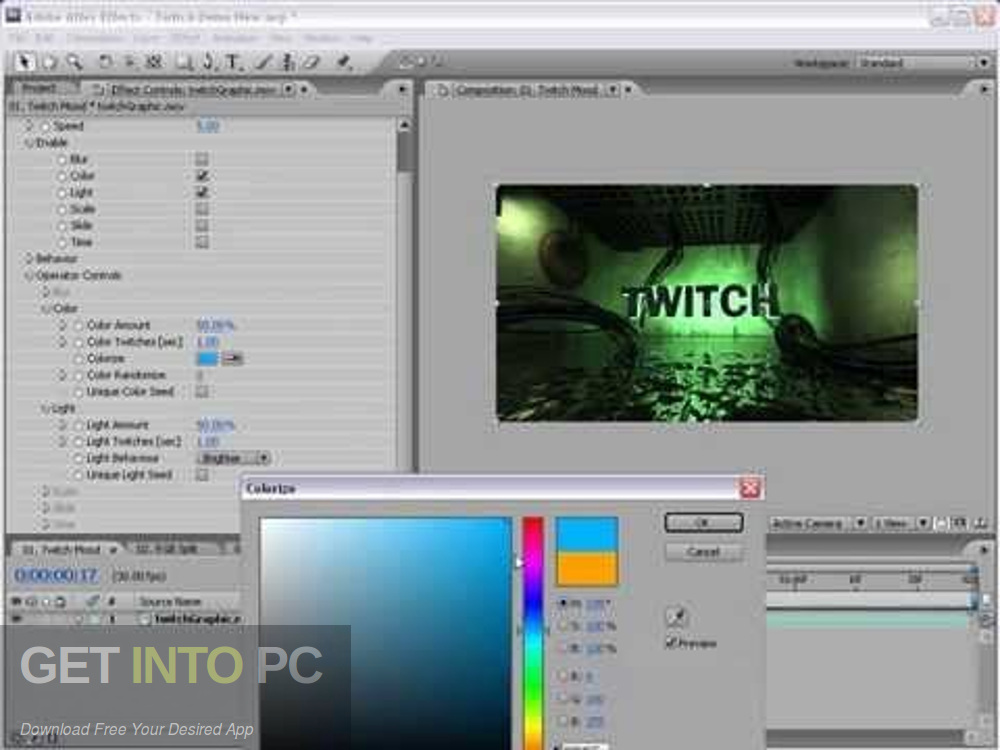 Video Copilot Twitch Offline Installer Download-GetintoPC.com