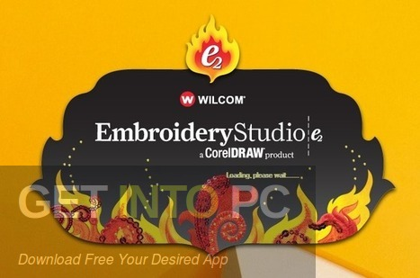 Wilcom Embroidery Studio e1.5 Free Download-GetintoPC.com