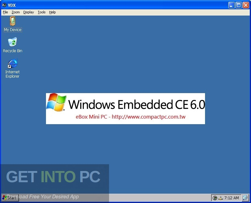 Windows Embedded CE 6.0 Full Free Download-GetintoPC.com