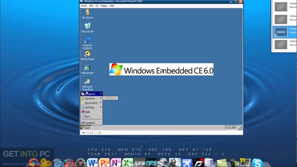 Windows Embedded CE 6.0 Full Latest Version Download-GetintoPC.com