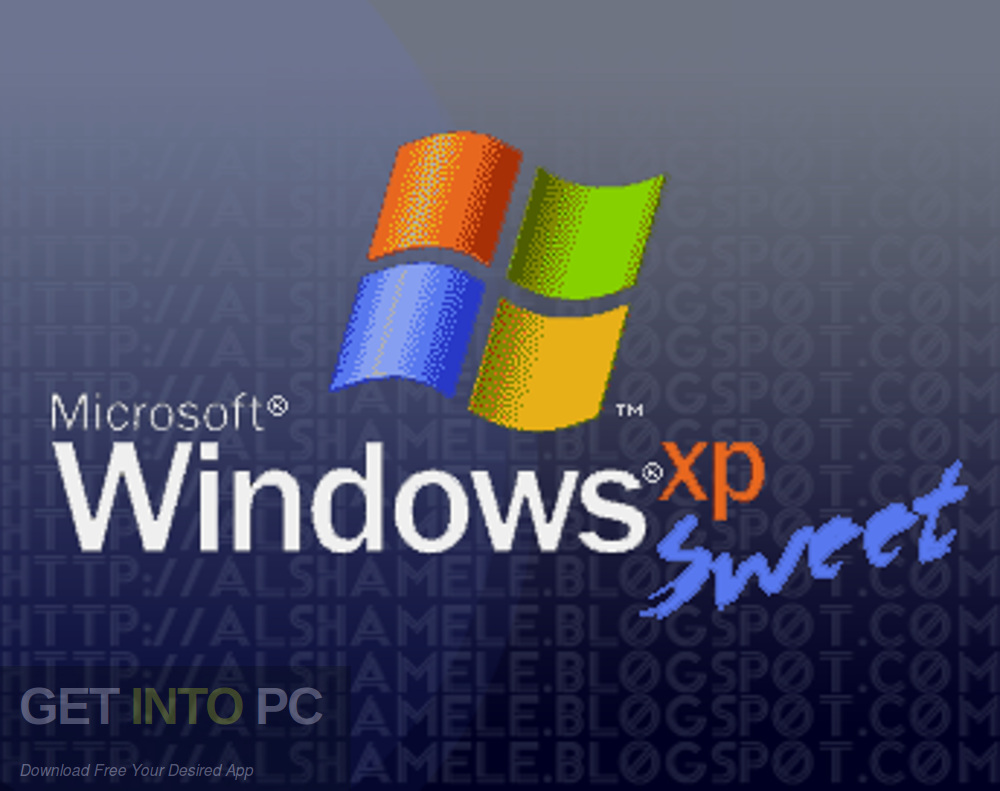 Windows XP Sweet 6.2 Final Free Download-GetintoPC.com