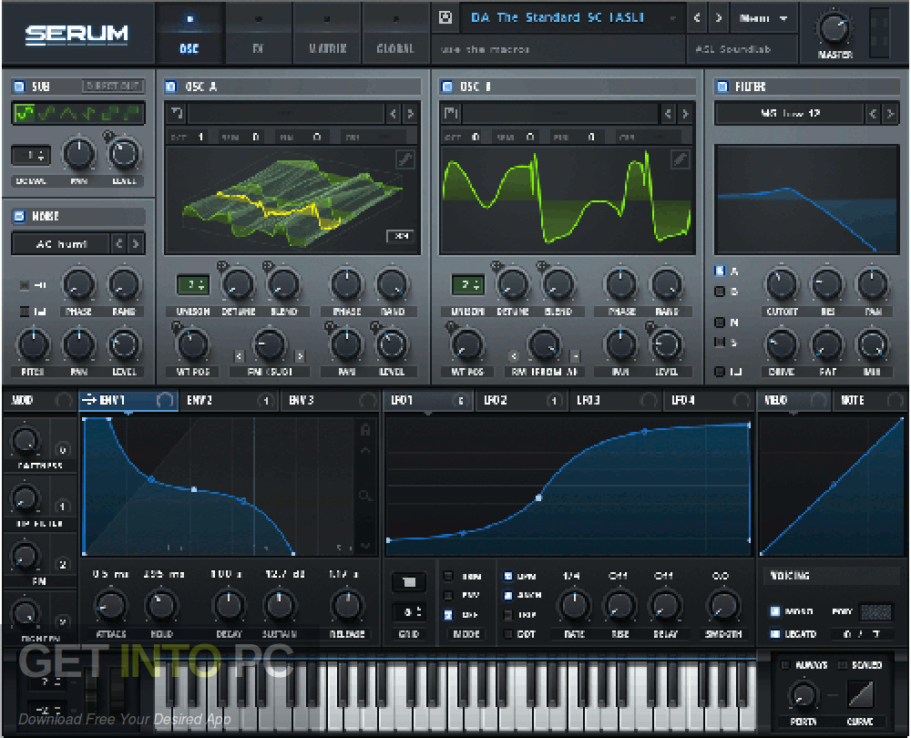 Xfer Serum 1.20.b5 Direct Link Download-GetintoPC.com