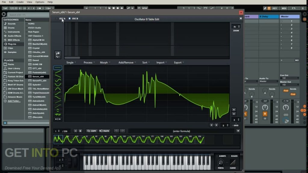 Xfer Serum 1.20.b5 Offline Installer Download-GetintoPC.com