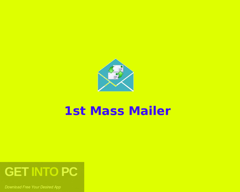 1st Mass Mailer Free Download-GetintoPC.com