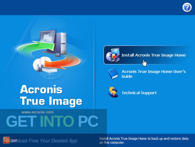 acronis true image home 10 free download