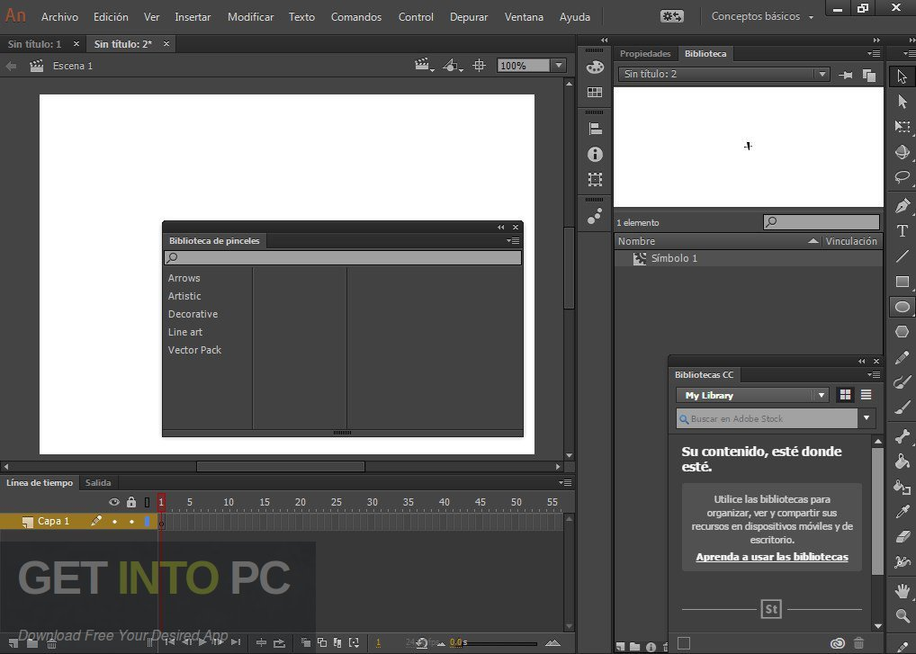 Adobe Animate CC 2019 - Download for PC Free - Malavida