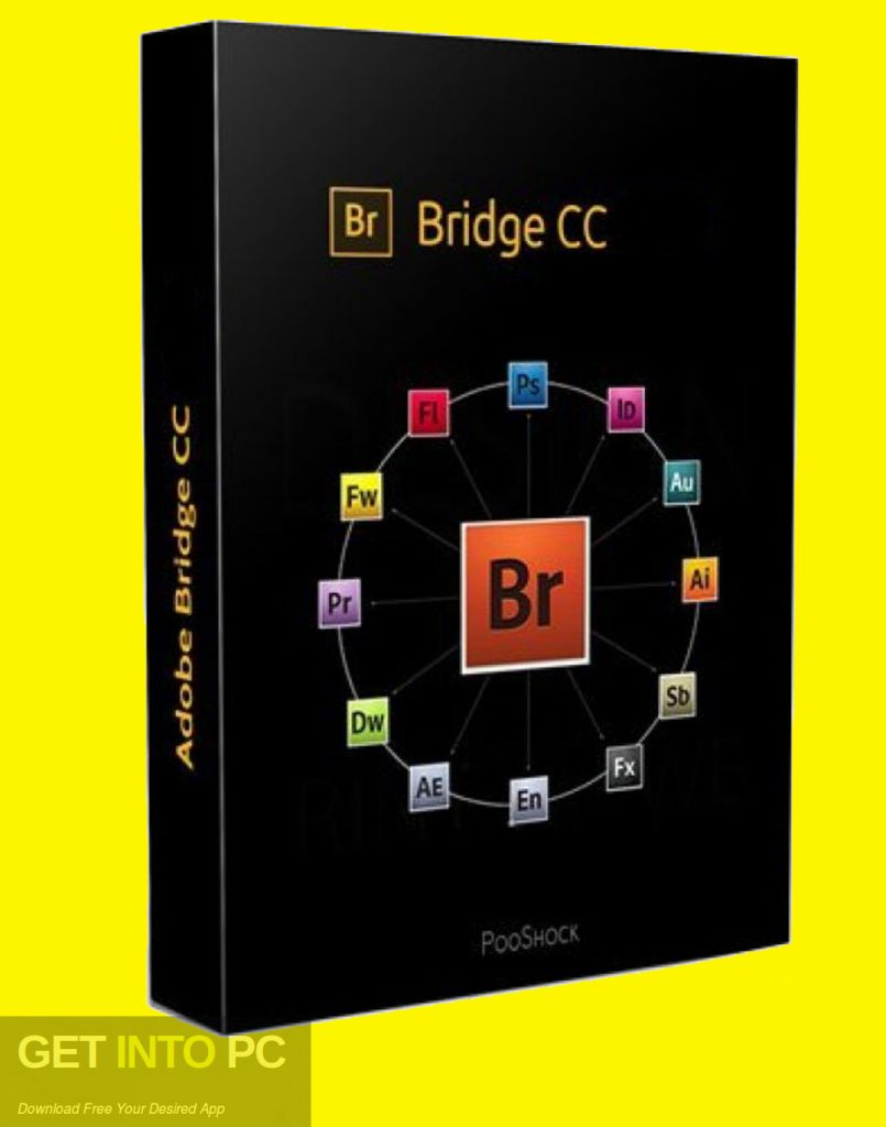 Adobe Bridge CC 2019 Free Download-GetintoPC.com
