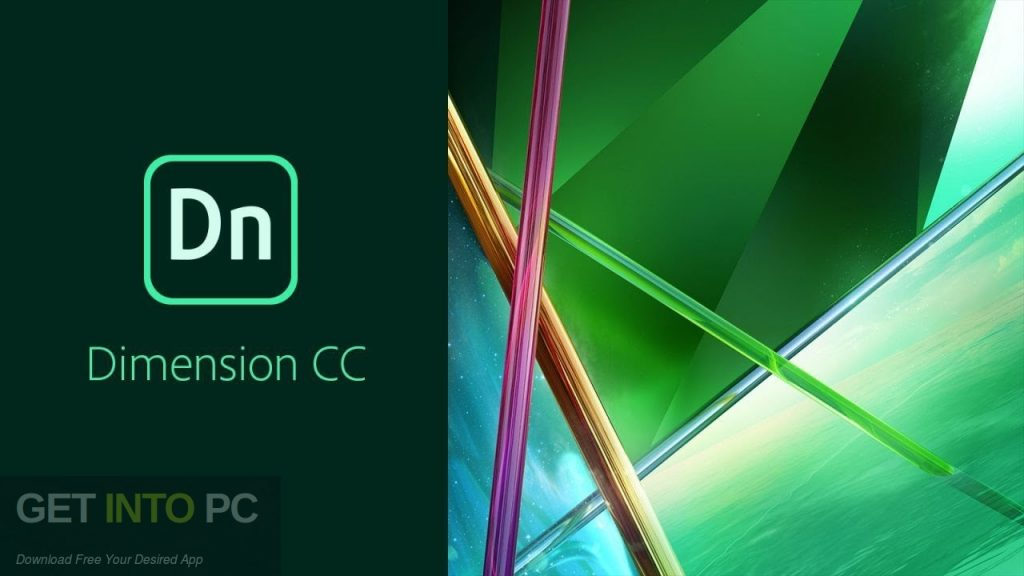 Adobe Dimension CC 2019 Free Download-GetintoPC.com