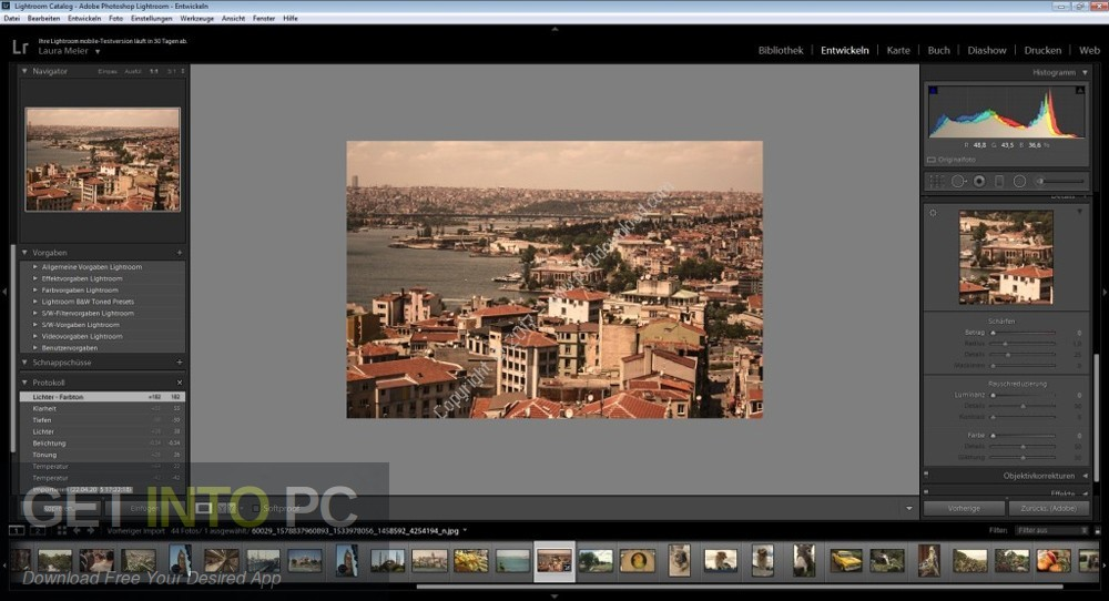 Adobe Photoshop Lightroom Classic CC 2019 Offline Installer Download-GetintoPC.com