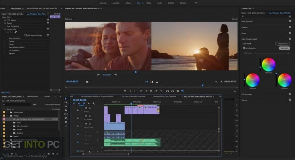 Adobe Premiere Pro CC 2019 Direct Link Download-GetintoPC.com