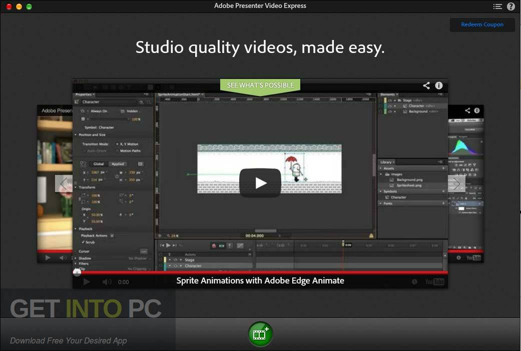 Adobe Presenter 7 Direct Link Download-GetintoPC.com