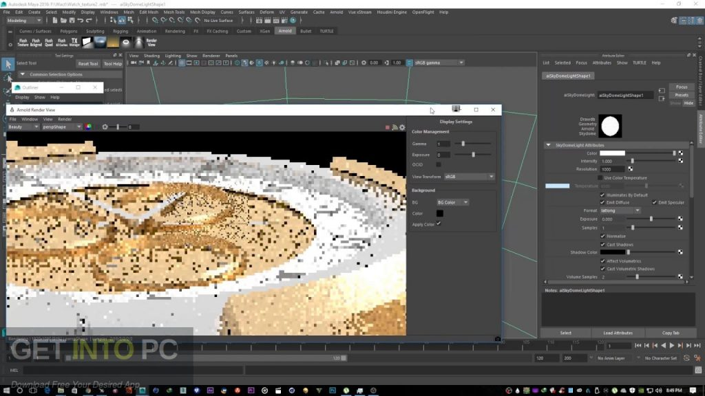 Arnold Renderer for Maya 2014 2015 2016 Direct Link Download-GetintoPC.com