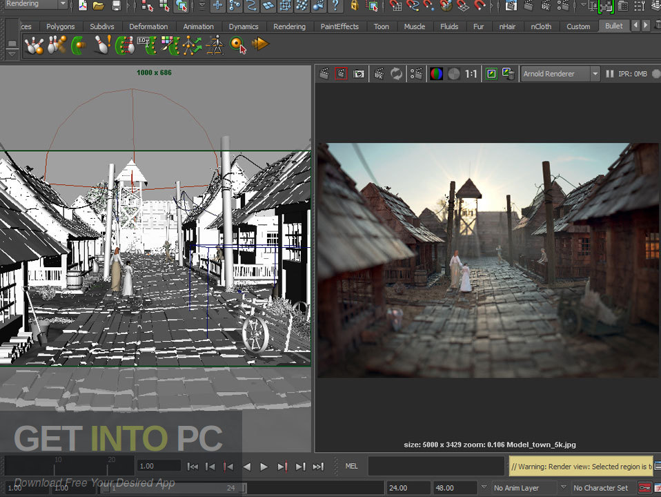 Arnold Renderer for Maya 2014 2015 2016 Offline Installer Download-GetintoPC.com