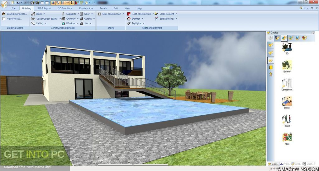Ashampoo 3D CAD Professional 6 Direct Link Download-GetintoPC.com