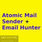 Atomic Mail Sender + Email Hunter Free Download-GetintoPC.com