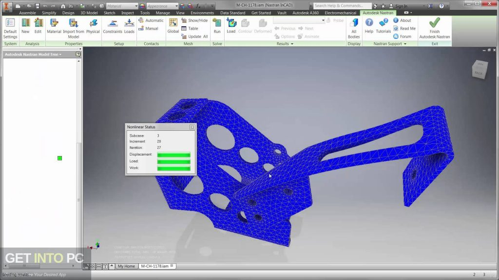 Autodesk Nastran 2019 Direct Link Download-GetintoPC.com