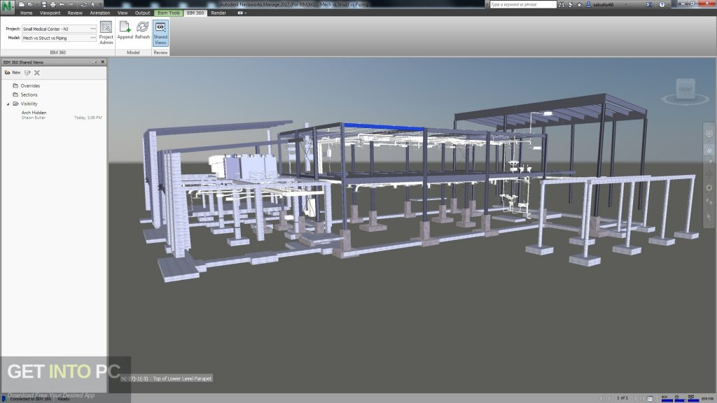 Autodesk Navisworks Manage 2017 Latest Version Download-GetintoPC.com