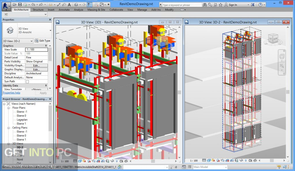 Revit 2019 software free download with crack | ЕНТ, ПГК