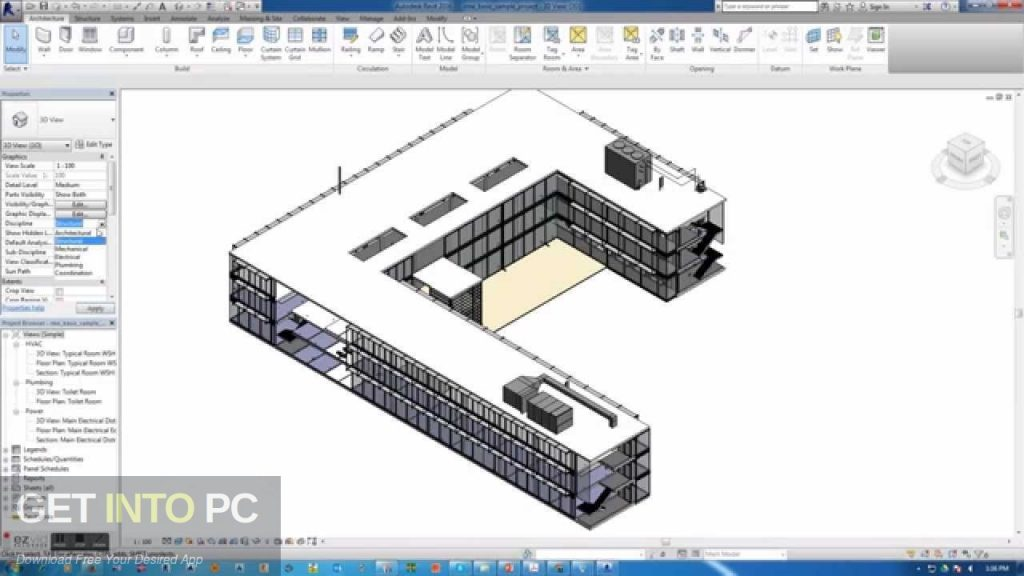 Autodesk Revit 2016 Offline Installer Download-GetintoPC.com