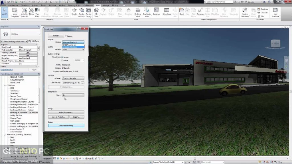Autodesk Revit Architecture 2016 Latest Version Download-GetintoPC.com