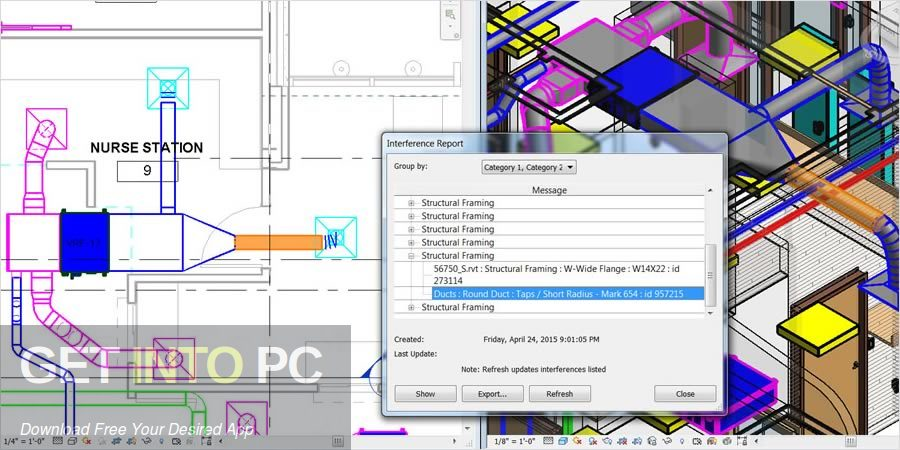 Autodesk Revit MEP 2015 Latest Version Download-GetintoPC.com
