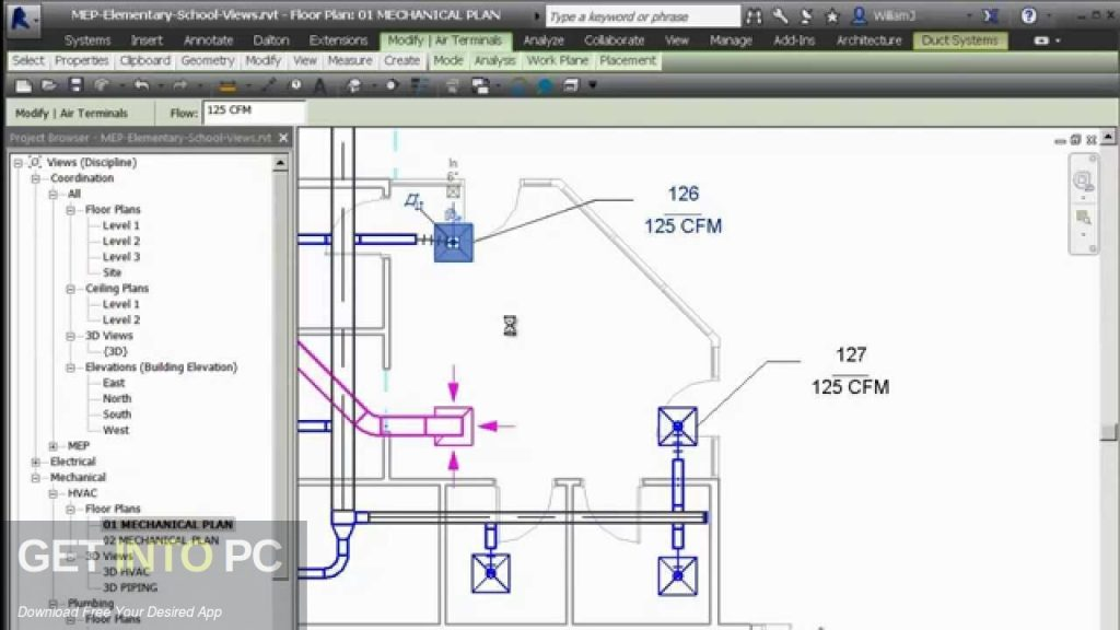 Autodesk Revit MEP 2015 Offline Installer Download-GetintoPC.com