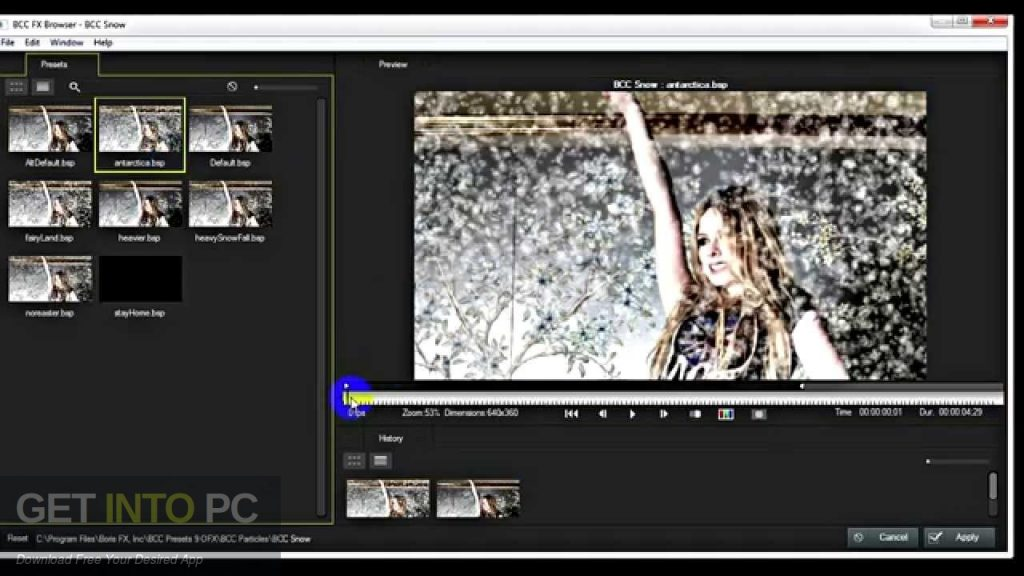 Video Effects Plug-ins, Transitions Plug-ins: Affordable ...