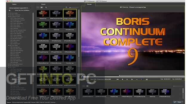 Download bcc boris continuum complete 9 plugins for sony vegas pro.