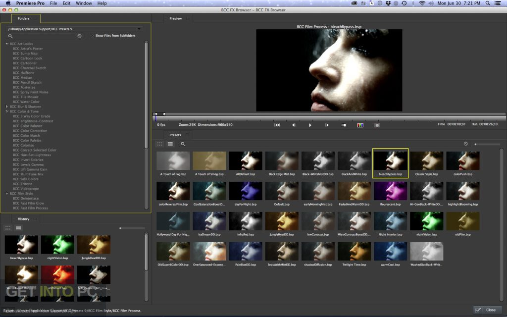 BCC Boris Continuum Complete 9 Plugins for Sony Vegas Pro Offline Installer Download-GetintoPC.com