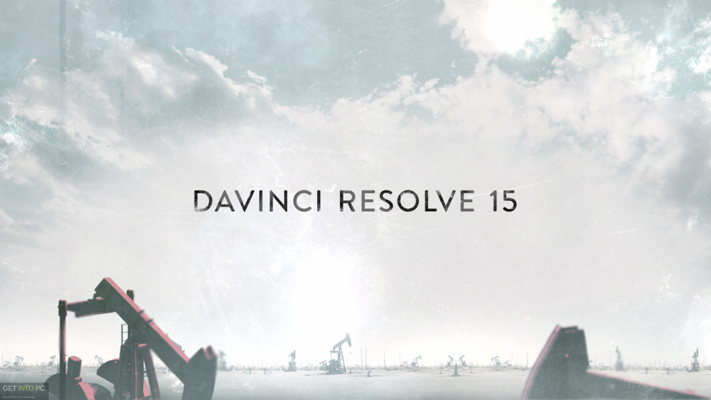 DaVinci Resolve Studio 15.2 Free Download-GetintoPC.com