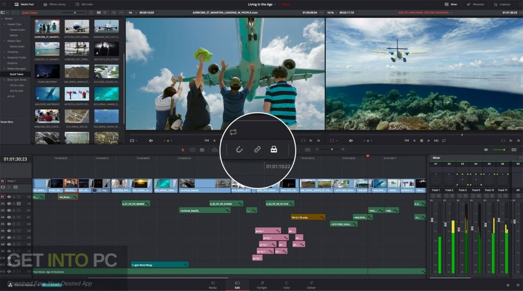 DaVinci Resolve Studio 15.2 Latest Version Download-GetintoPC.com