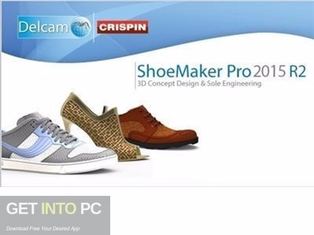 Delcam Crispin ShoeMaker 2015 Free Download-GetintoPC.com