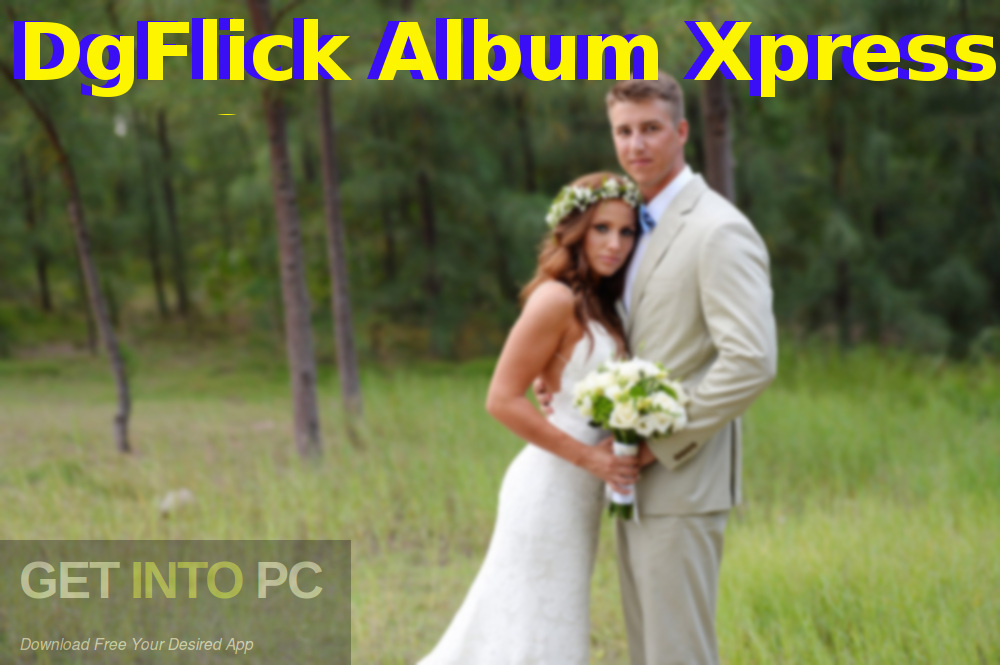 DgFlick Album Xpress Pro 8 Free Download-GetintoPC.com