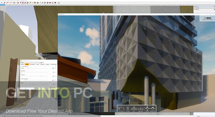 Enscape3D for Revit SketchUp Rhino ArchiCAD Free Download