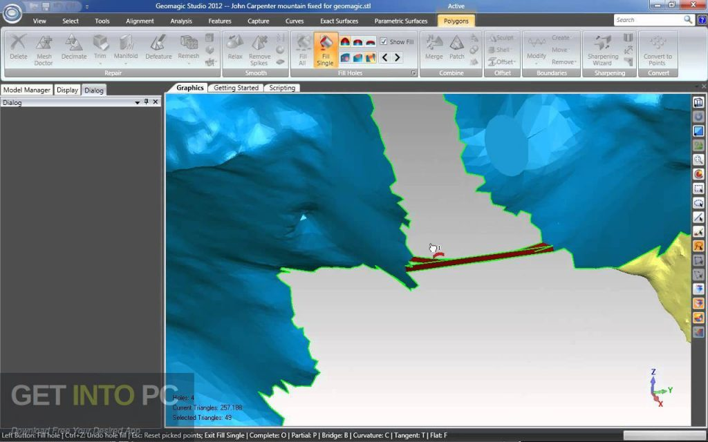 Geomagic Studio 2012 Latest Version Download-GetintoPC.com