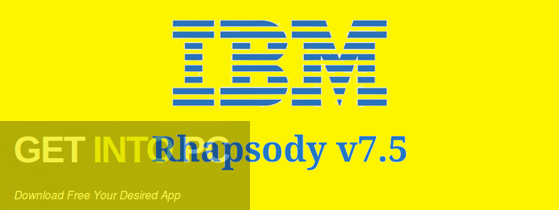 IBM Rhapsody v7.5 Free Download-GetintoPC.com