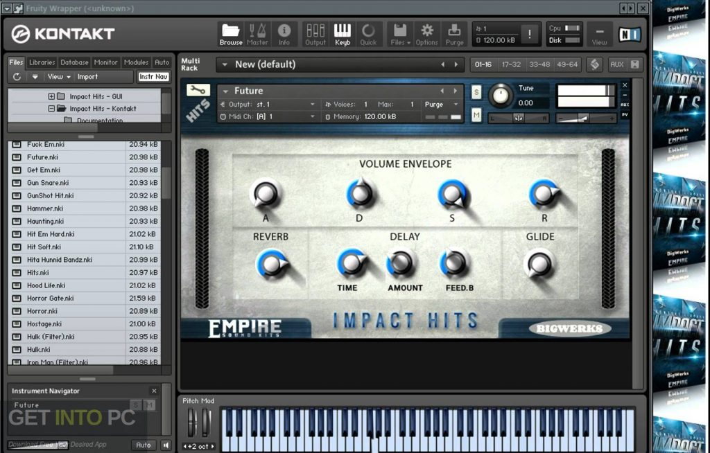 Impact Hits Kontakt Library Latest Version Download-GetintoPC.com