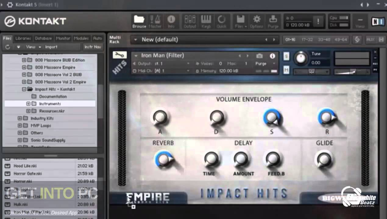 Impact Hits Kontakt Library Offline Installer Download-GetintoPC.com