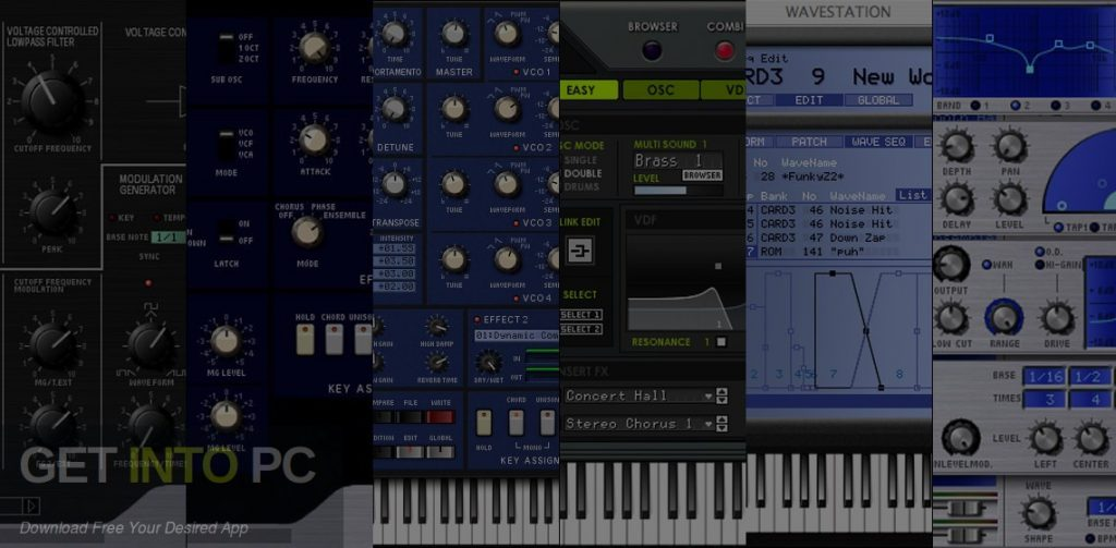 KORG Legacy Collection Special Bundle Direct Link Download-GetintoPC.com