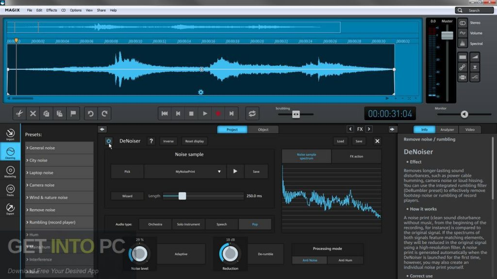 MAGIX Audio Music Lab 2017 Premium Latest Version Download-GetintoPC.com