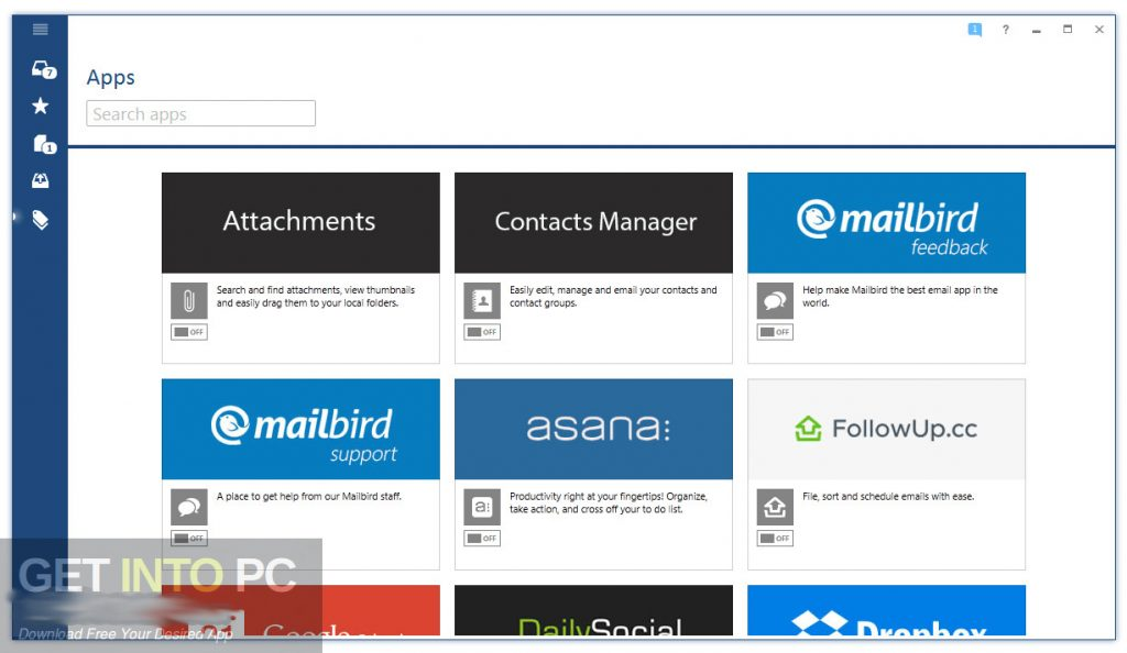 Mailbird Pro 2.5.14.0 Latest Version Download-GetintoPC.com