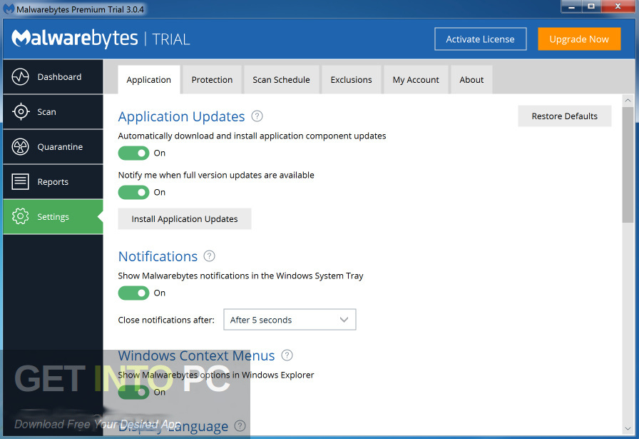 Malwarebytes Premium 3.7 Direct Link Download-GetintoPC.com