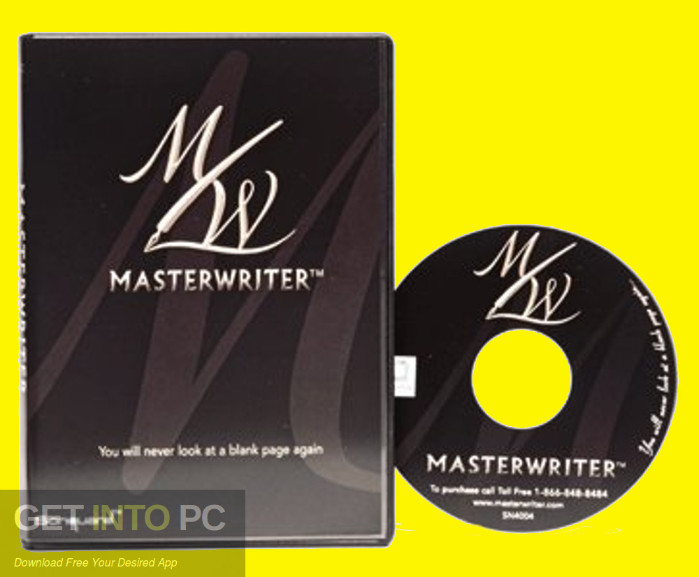 MasterWriter v2 Free Download-GetintoPC.com