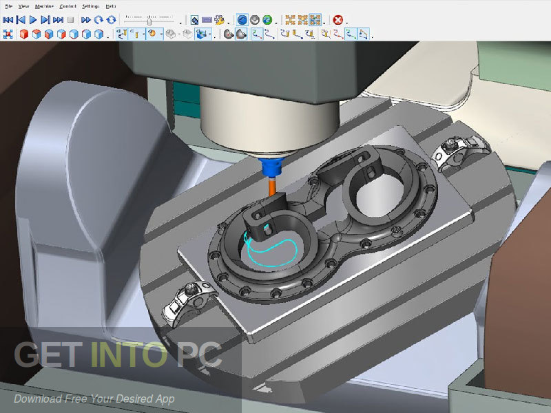 Mastercam 2018 for SolidWorks 2010-2018 Offline Installer Download-GetintoPC.com