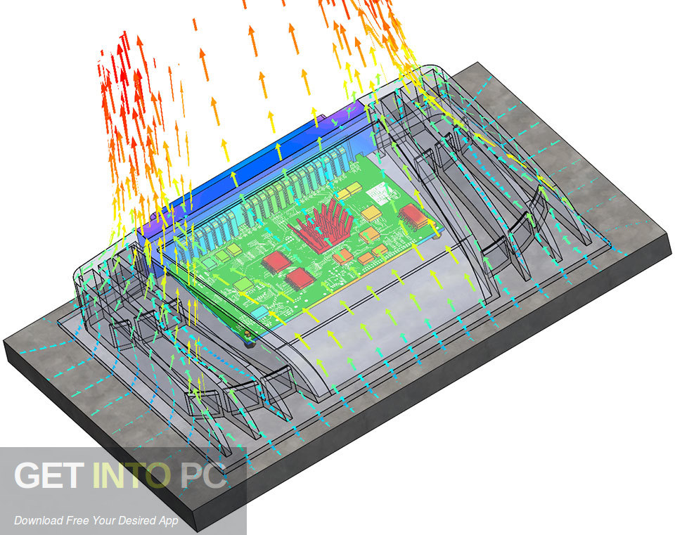 Mentor Graphics FloTHERM 11.3 Latest Version Download-GetintoPC.com