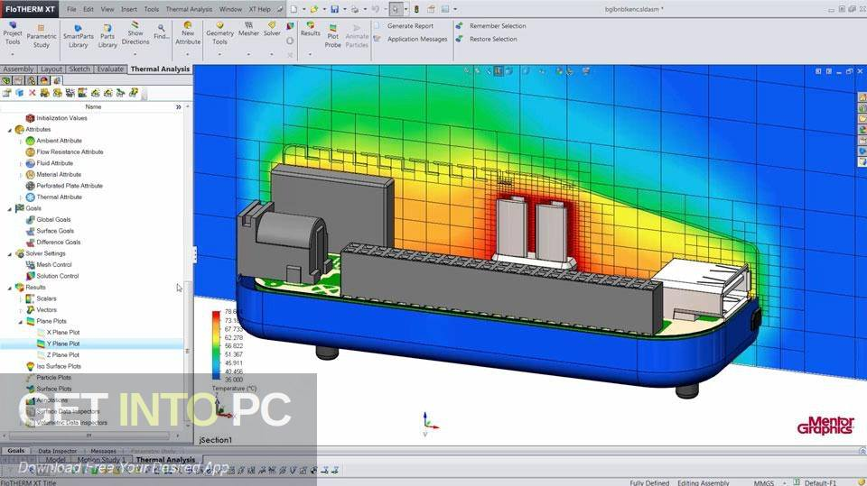 Mentor Graphics FloTHERM PCB 8 3 Free Download