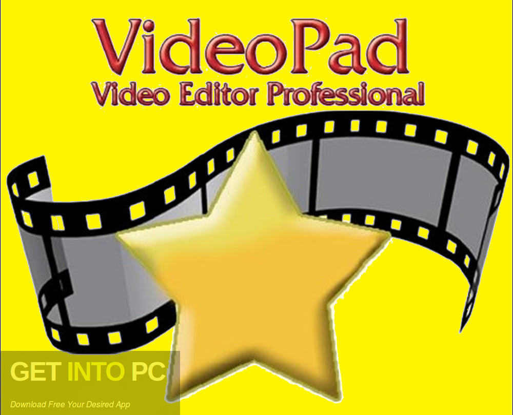 NCH VideoPad Video Editor Professional Free Download-GetintoPC.com